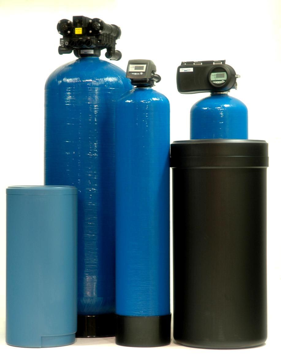 Manual Water Softener Systems