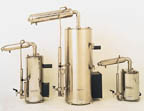 Stainless Steel Water Purification Distiller and Parts