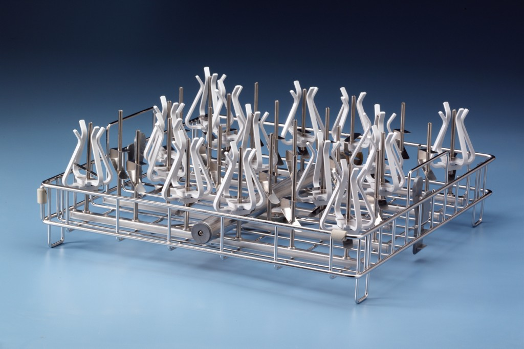 Upper Spindle Rack