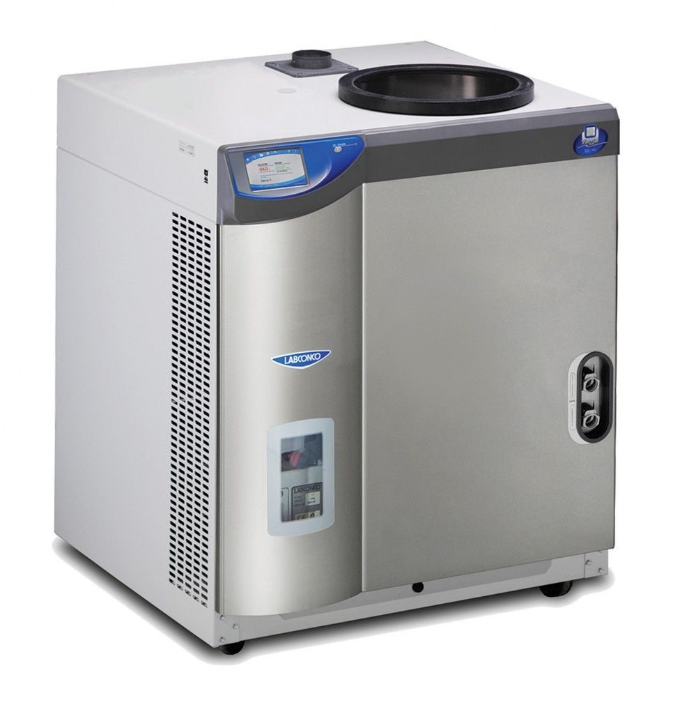 FreeZone Plus 12 Liter Cascade Freeze Dry System with Purge Valve and Mini Chamber