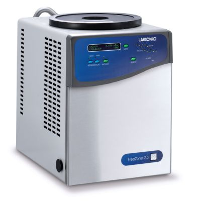 7670520 - FreeZone 2.5 Liter Benchtop Freeze Dry System