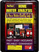 PUR-HOME - Water Test Kit