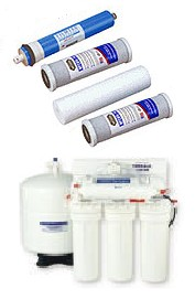 Aquarium Reverse Osmosis and Deionization Systems