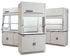 Chemical Fume Hoods and Enclosures