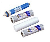 Filters for Aquarium and Reef R.O. and R.O./D.I. Systems